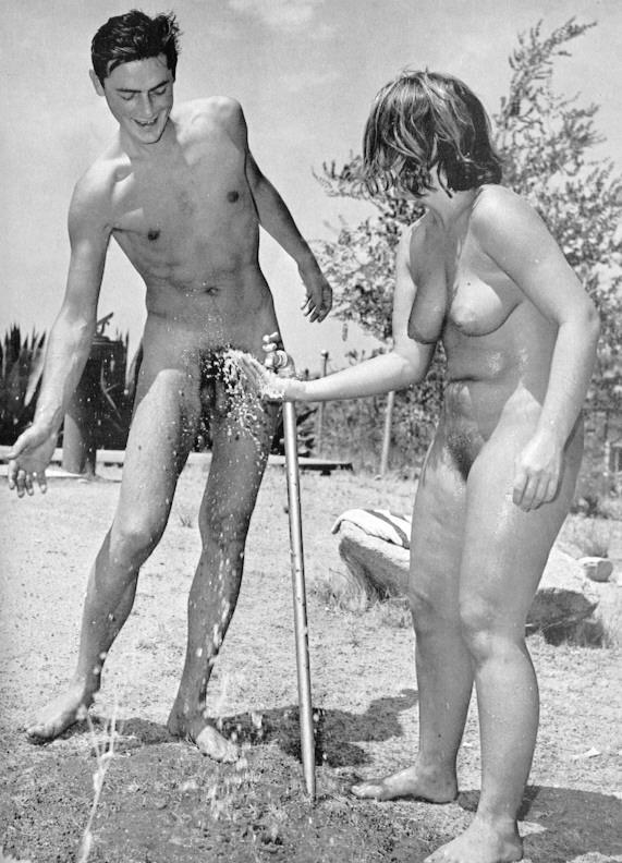 Vintage Nudist Free Pics 107